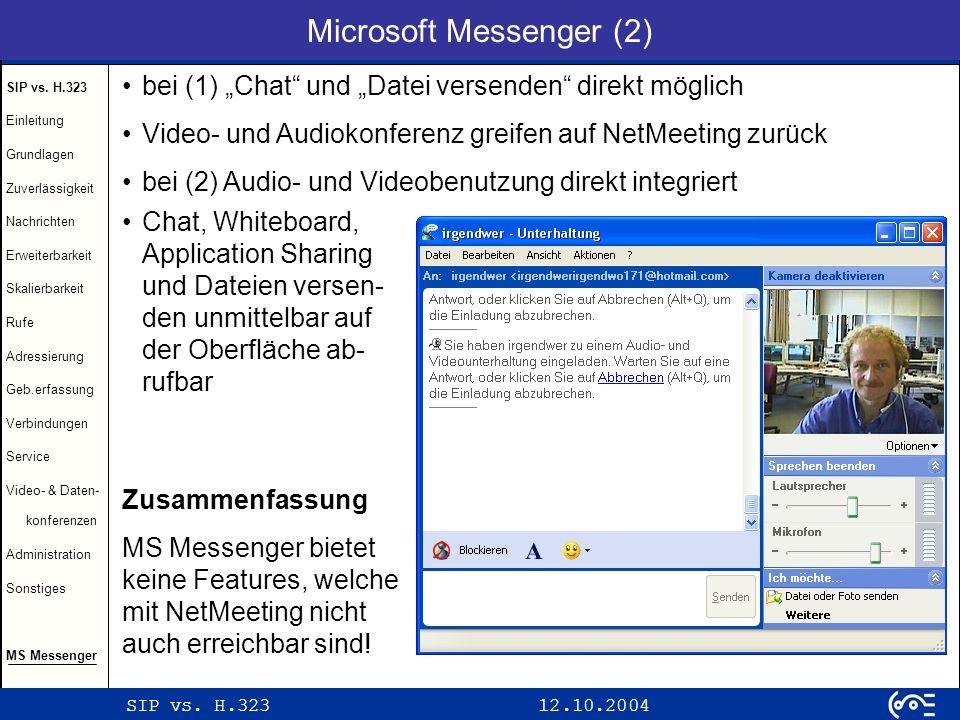 Microsoft Messenger (2)