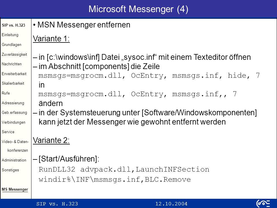 Microsoft Messenger (4)