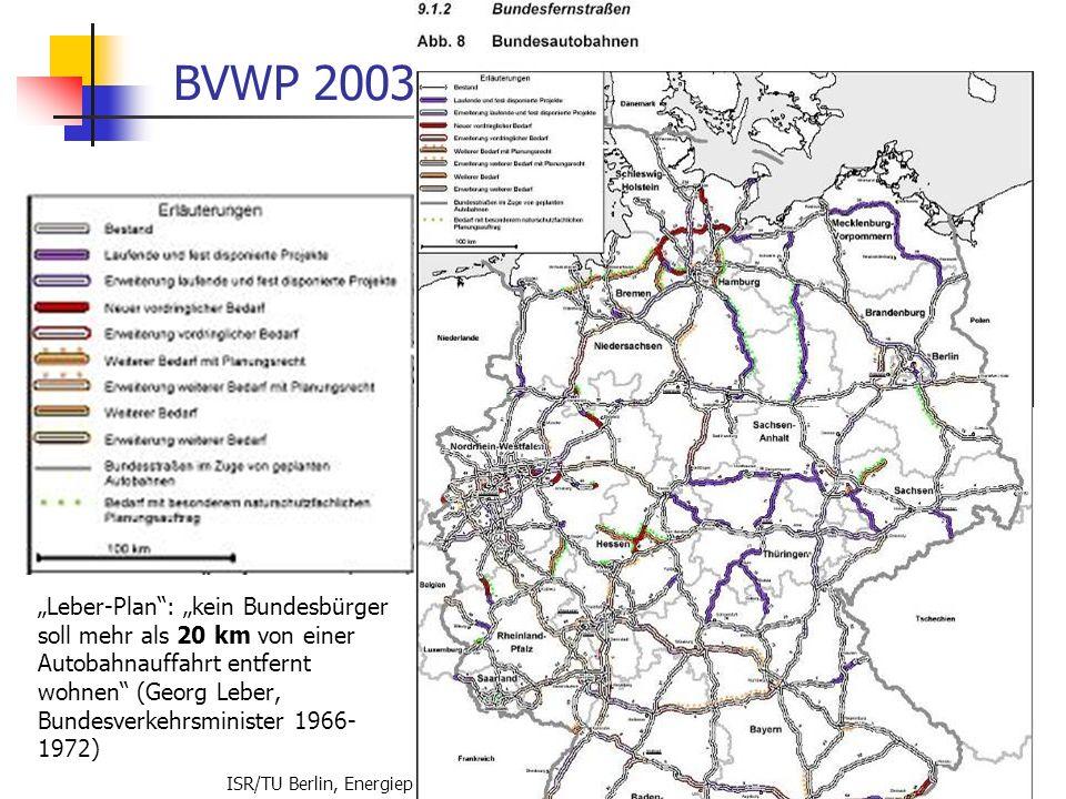BVWP 2003