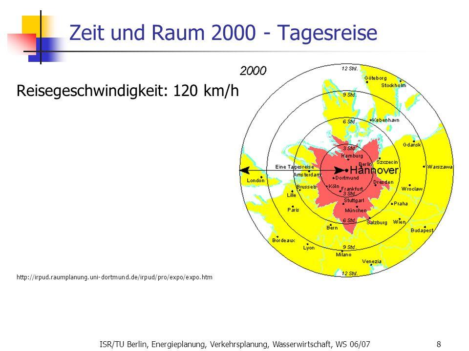 Zeit und Raum 2000 - Tagesreise