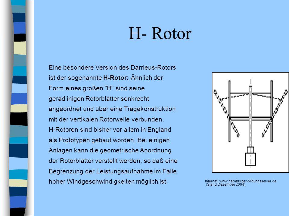 H- Rotor