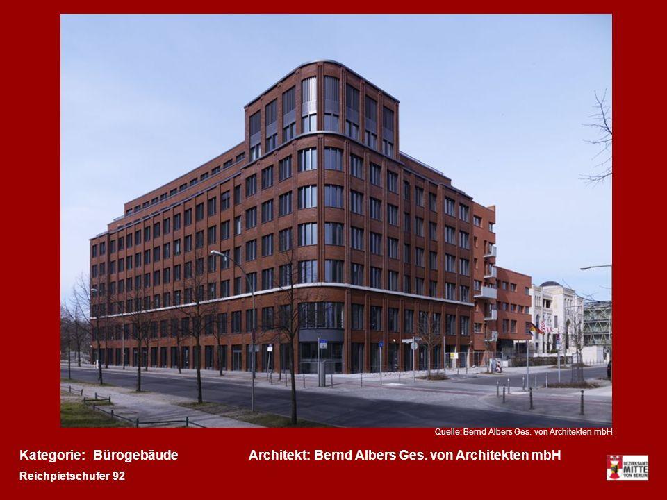 Bernd Albers Ges. von Architekten mbH