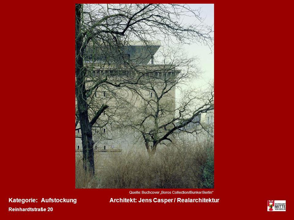 Jens Casper / Realarchitektur