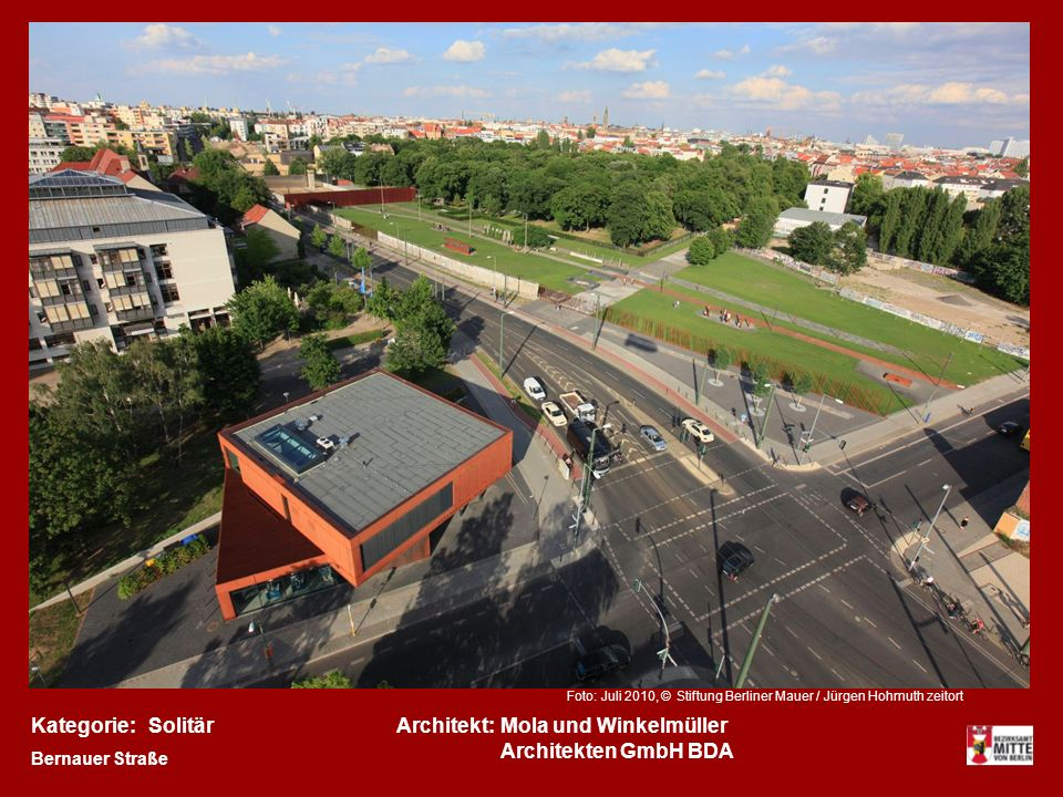 Mola und Winkelmüller Architekten GmbH BDA
