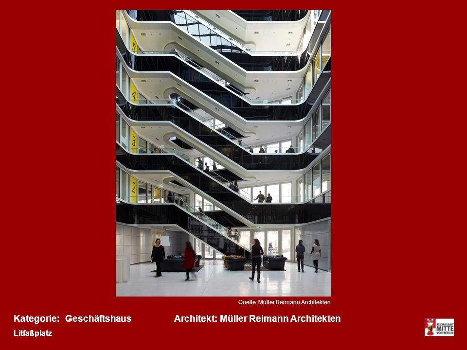 Müller Reimann Architekten