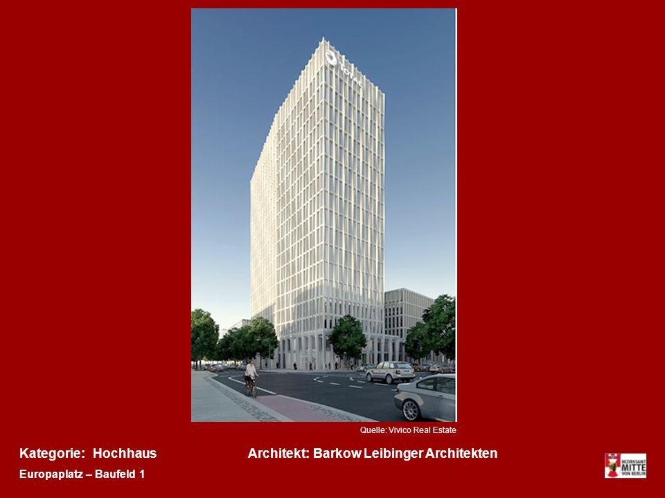 Barkow Leibinger Architekten