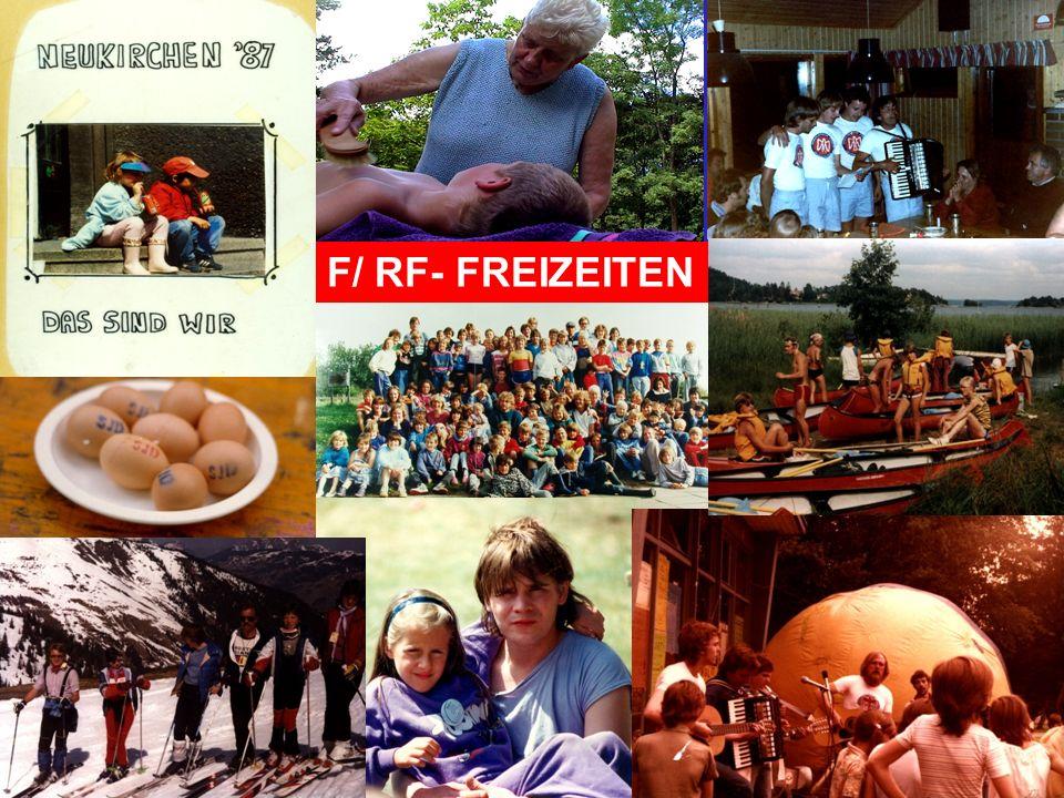 F/ RF- FREIZEITEN