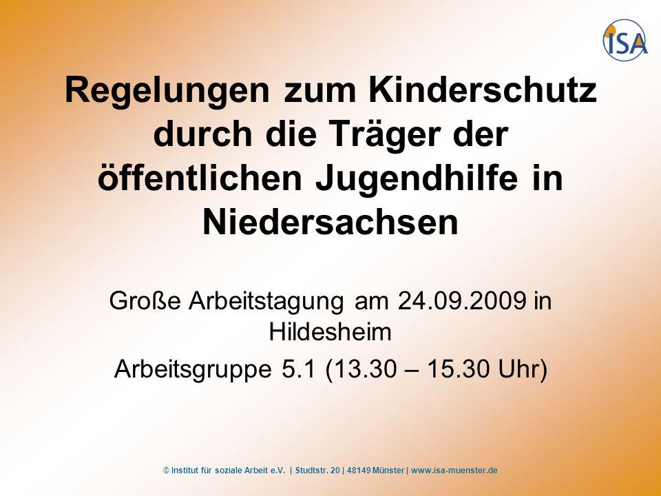 Große Arbeitstagung am 24.09.2009 in Hildesheim