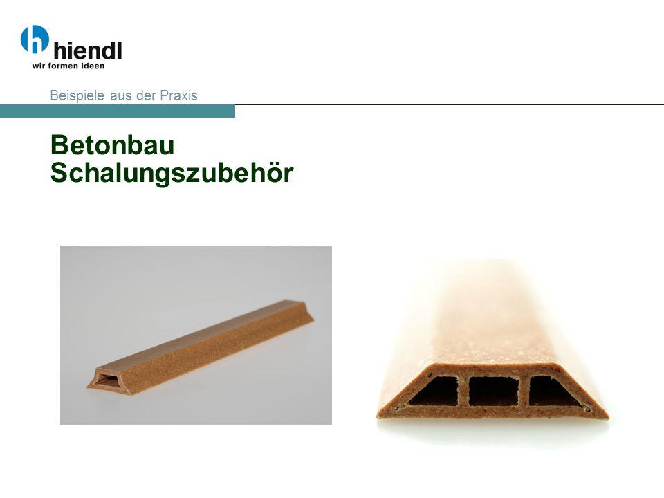 Betonbau Schalungszubehör