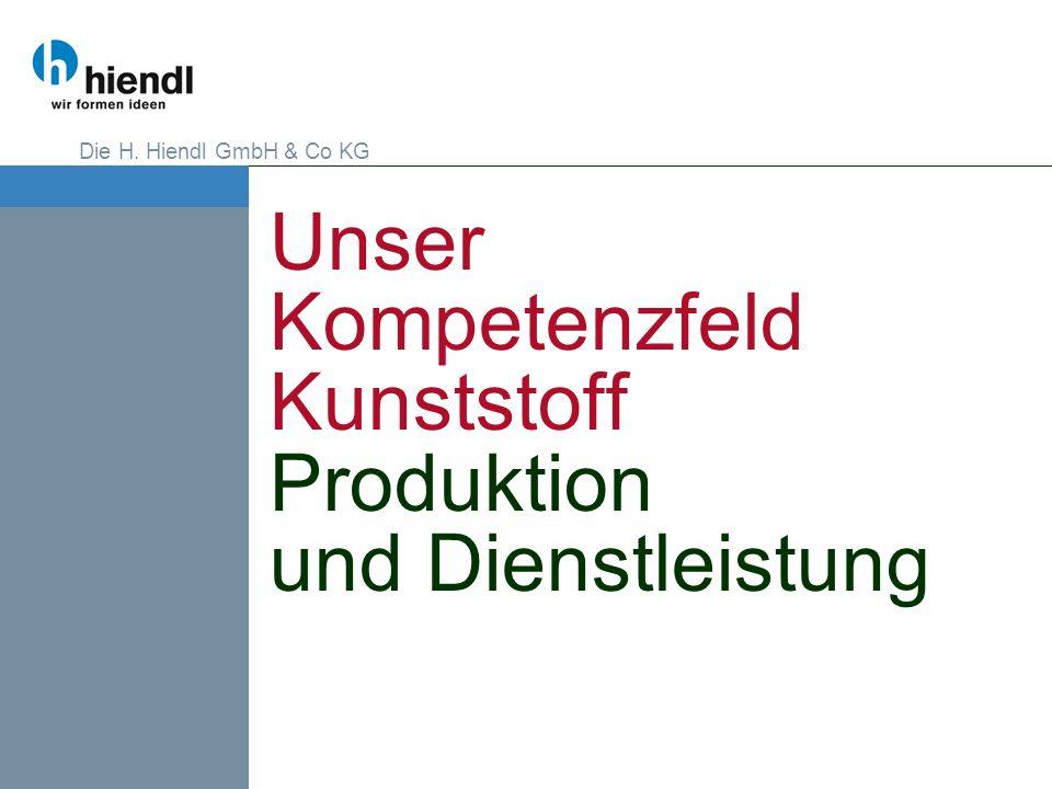Unser Kompetenzfeld Kunststoff Produktion und Dienstleistung