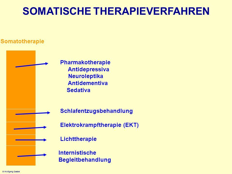 SOMATISCHE THERAPIEVERFAHREN