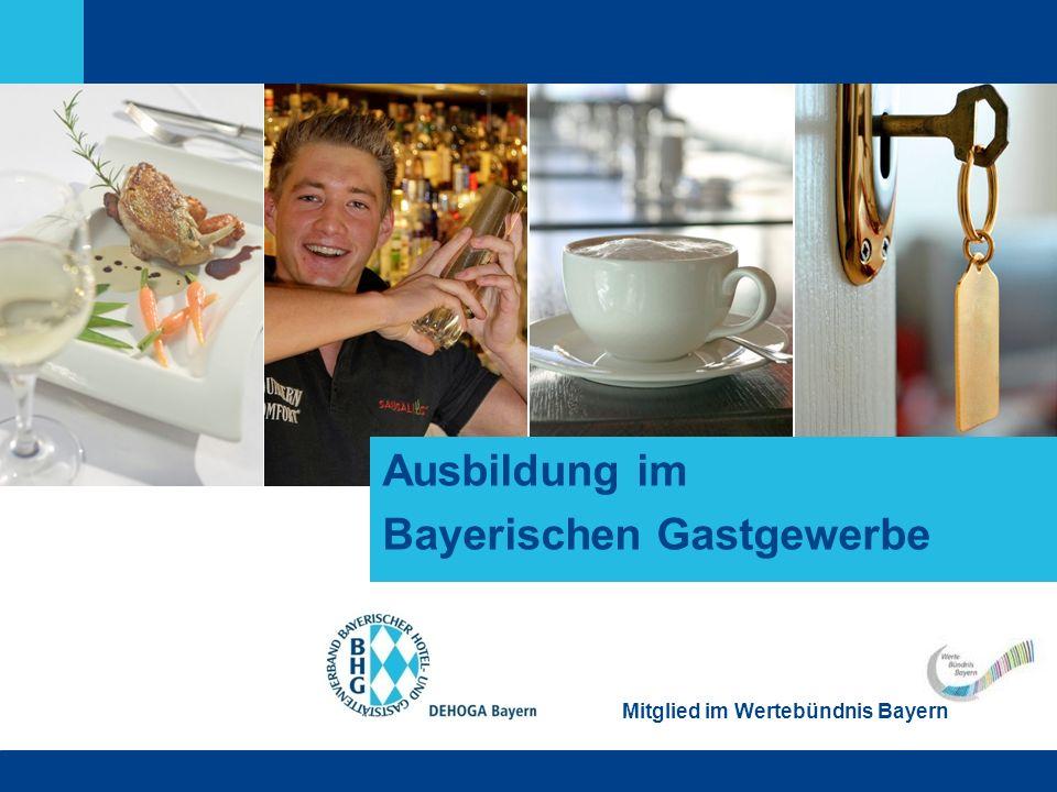 Bayerischen Gastgewerbe