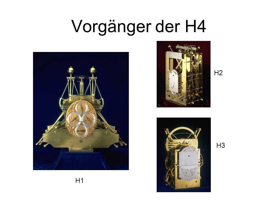 Vorgänger der H4 H2 H3 H1