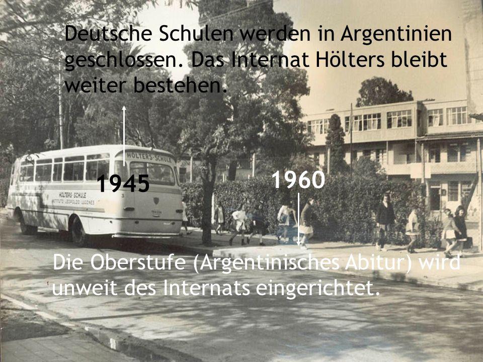 Deutsche Schulen werden in Argentinien geschlossen