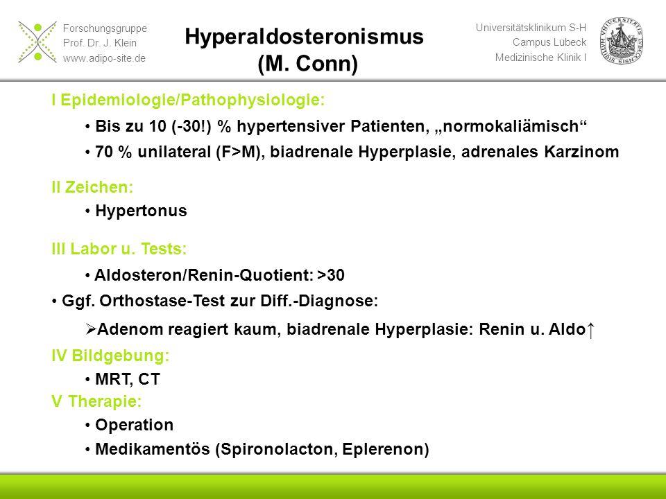 Hyperaldosteronismus