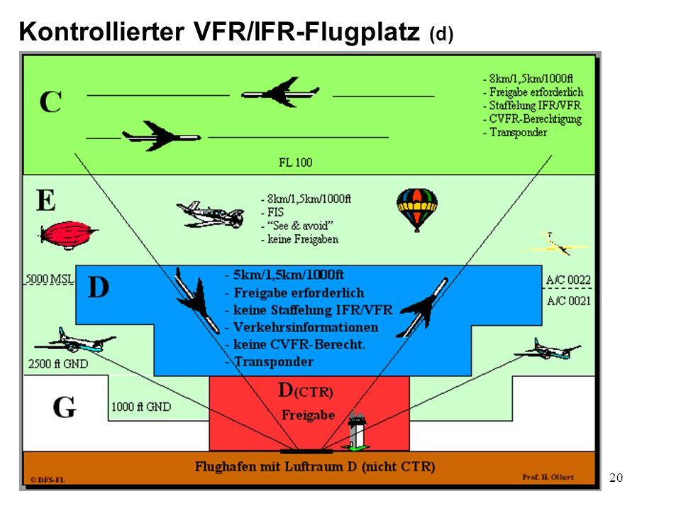 Kontrollierter VFR/IFR-Flugplatz (d)
