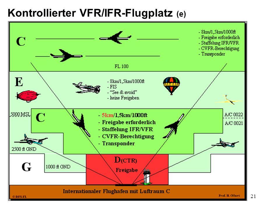 Kontrollierter VFR/IFR-Flugplatz (e)