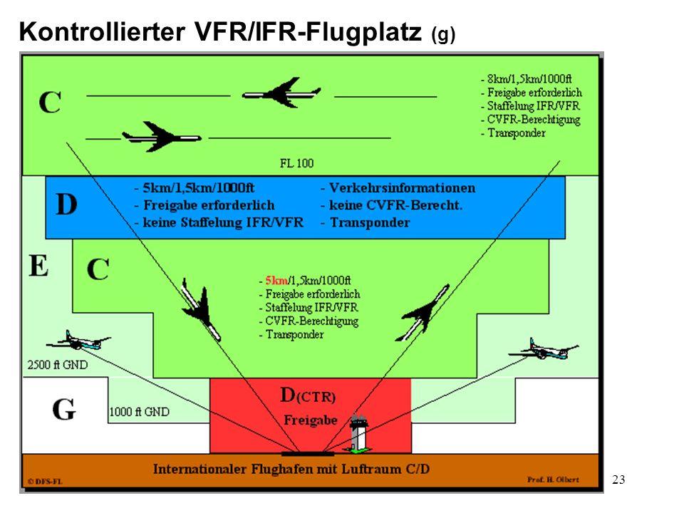 Kontrollierter VFR/IFR-Flugplatz (g)