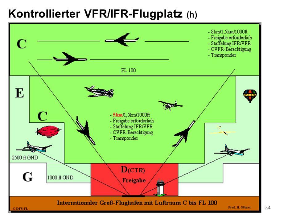 Kontrollierter VFR/IFR-Flugplatz (h)