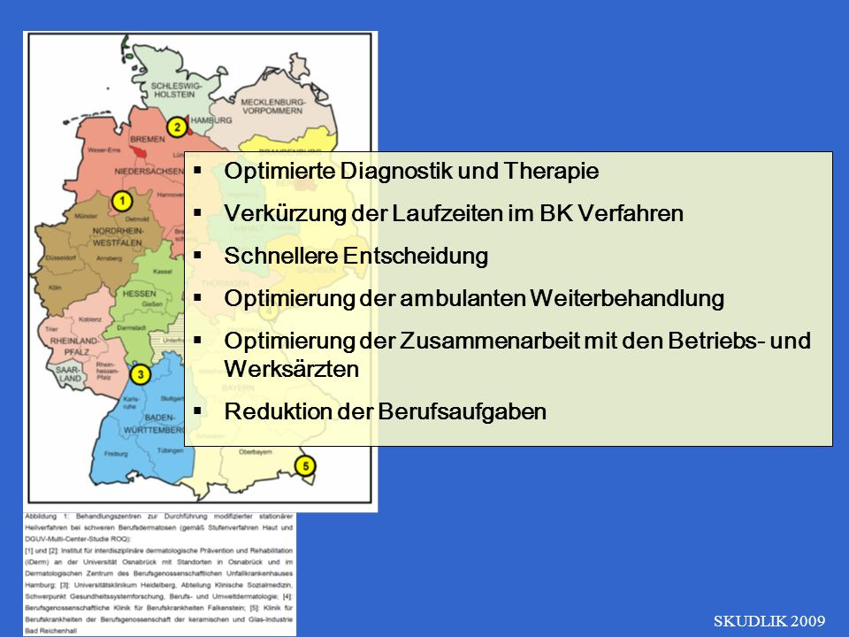 Optimierte Diagnostik und Therapie