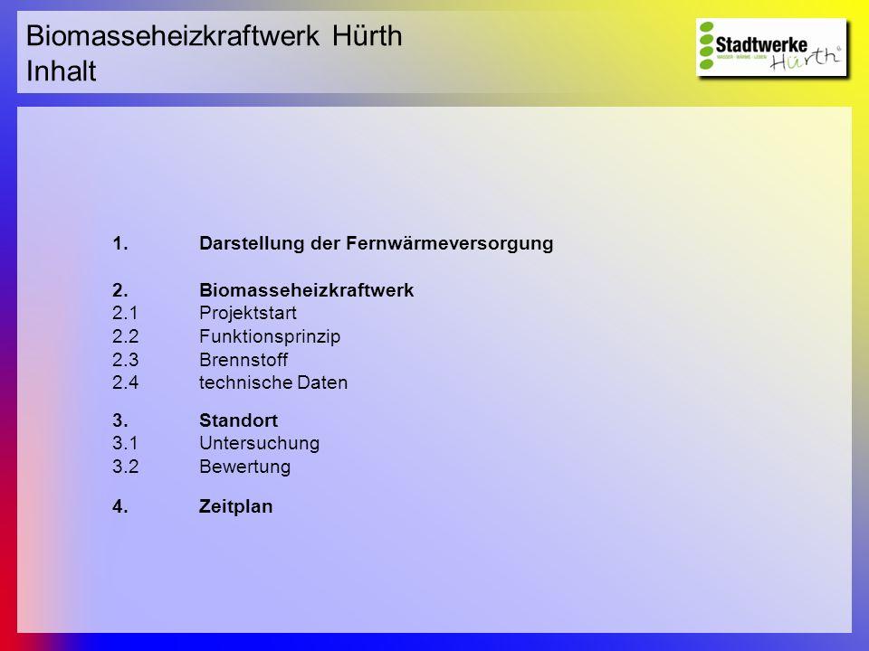 Biomasseheizkraftwerk Hürth Inhalt