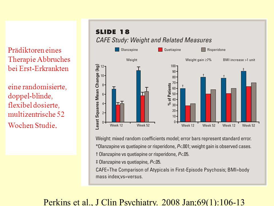 Perkins et al., J Clin Psychiatry. 2008 Jan;69(1):106-13