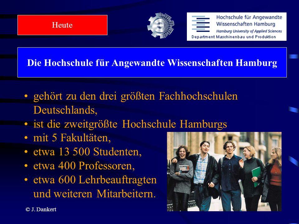 Die Hochschule für Angewandte Wissenschaften Hamburg