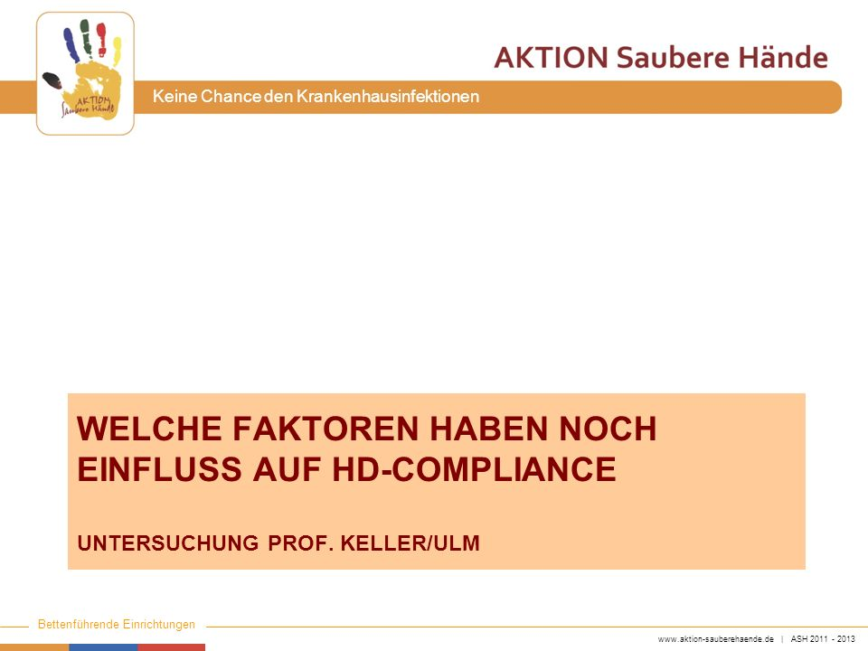 Welche Faktoren haben noch einfluss auf hd-compliance