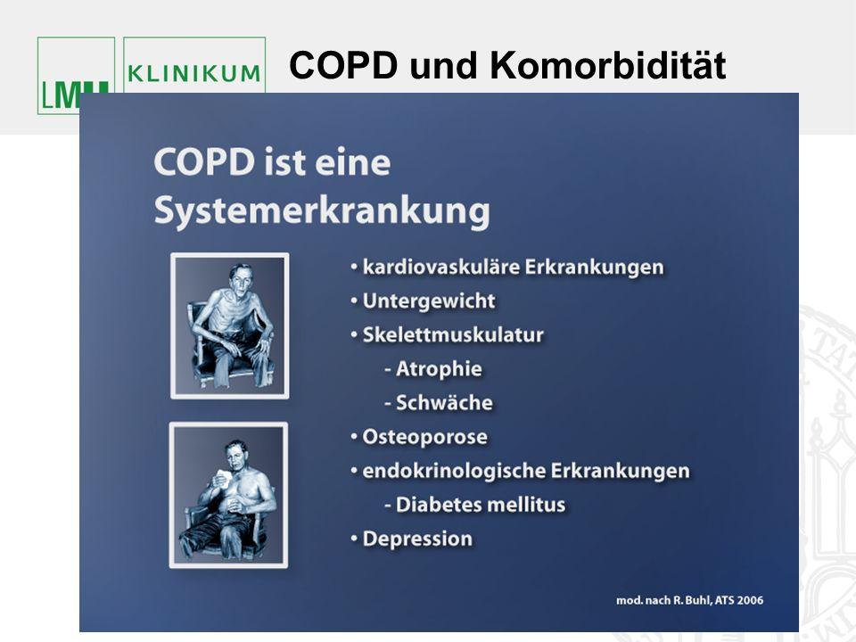 COPD und Komorbidität
