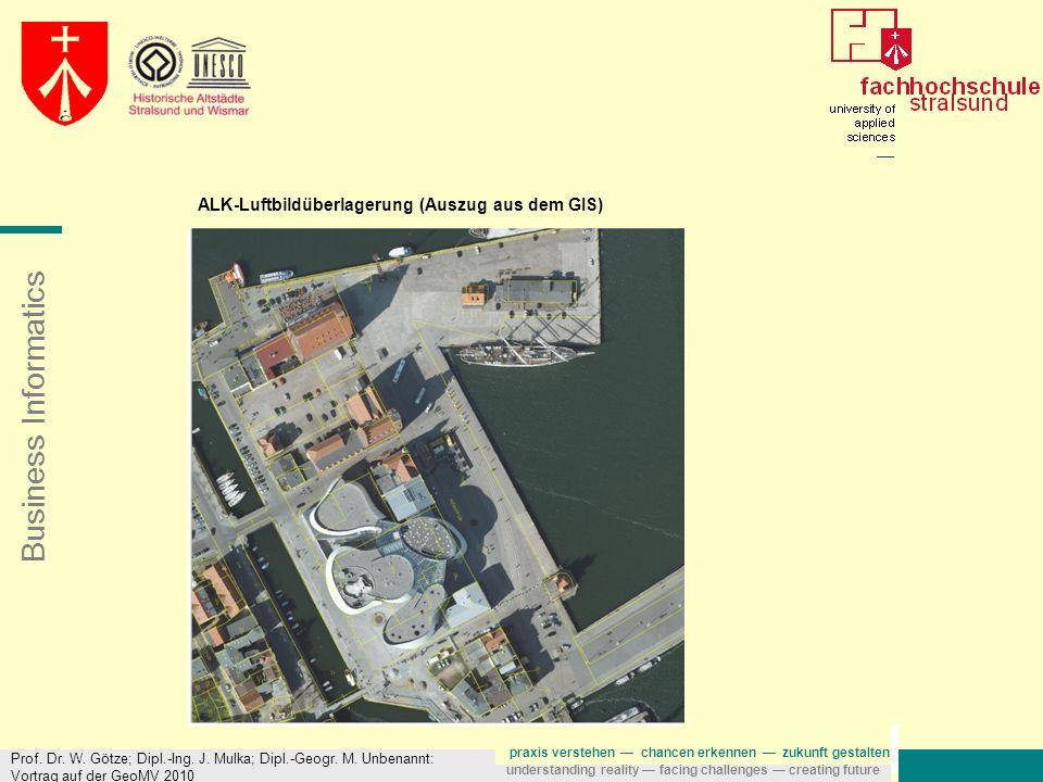 ALK-Luftbildüberlagerung (Auszug aus dem GIS)