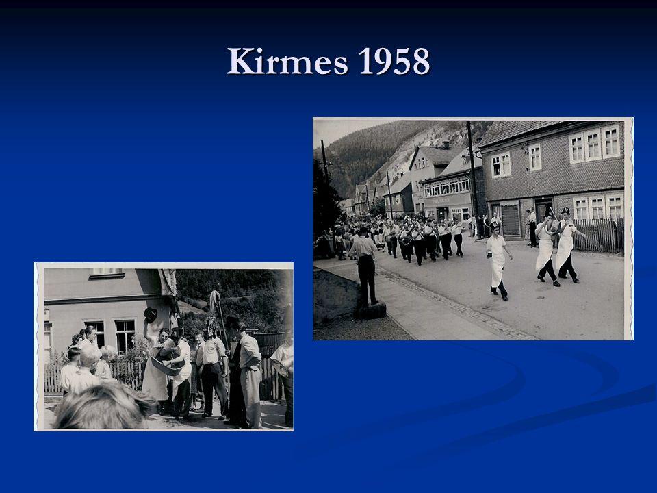 Kirmes 1958