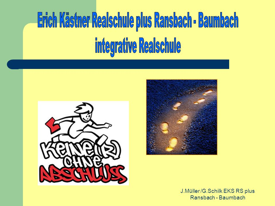 Erich Kästner Realschule plus Ransbach - Baumbach
