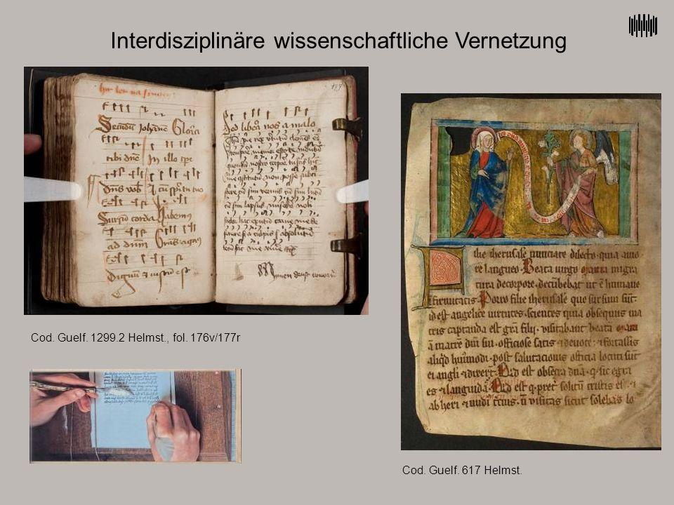 Cod. Guelf. 1299.2 Helmst., fol. 176v/177r