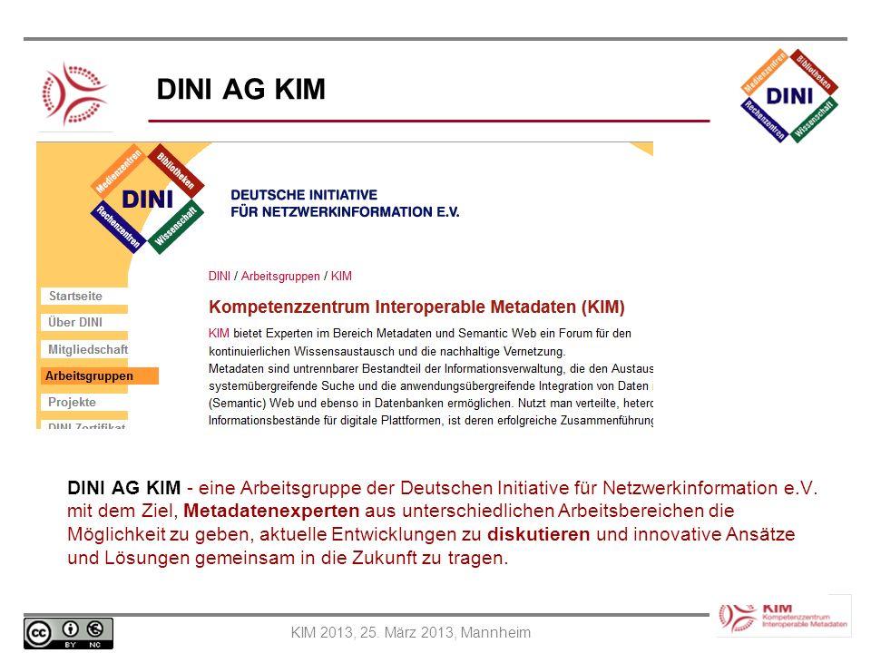 DINI AG KIM