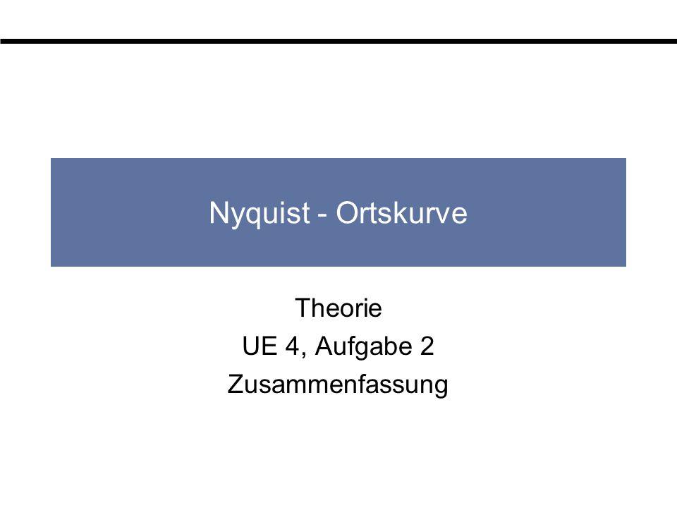 Theorie UE 4, Aufgabe 2 Zusammenfassung