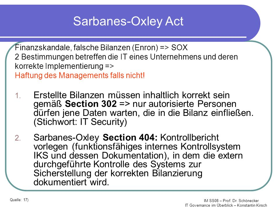 sarbanes oxley act sox essay Sarbanes-oxley act paper essay senator paul sarbanes and representative michael oxley drafted the sarbanes-oxley legislation or sox prior to 2002.