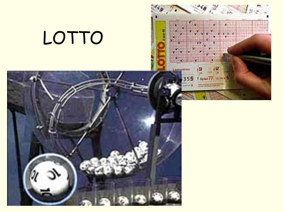 LOTTO Ziehungstrommel