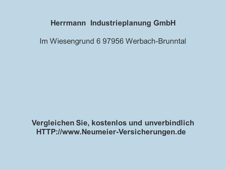 Herrmann Industrieplanung GmbH