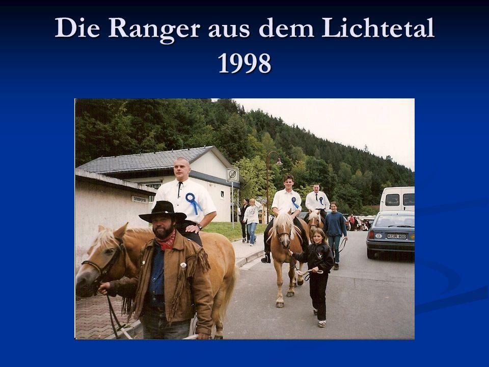 Die Ranger aus dem Lichtetal 1998
