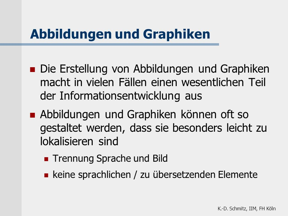Abbildungen und Graphiken