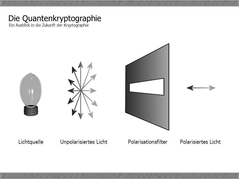 Unpolarisiertes Licht