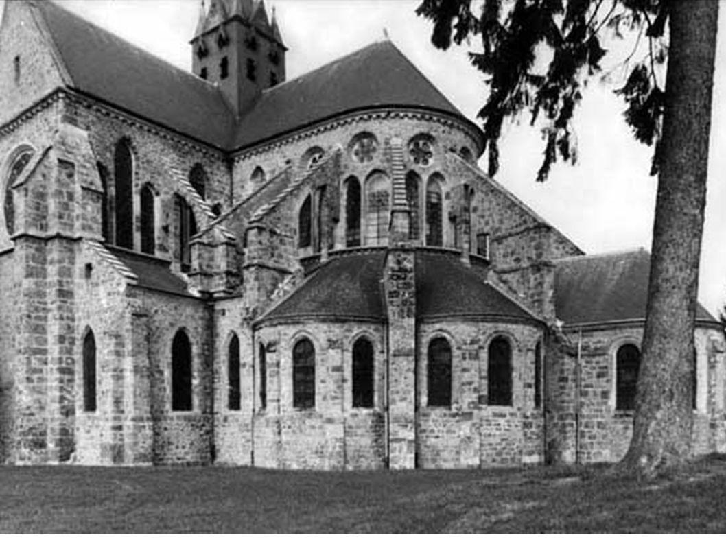 Klosterkirche von Orbais