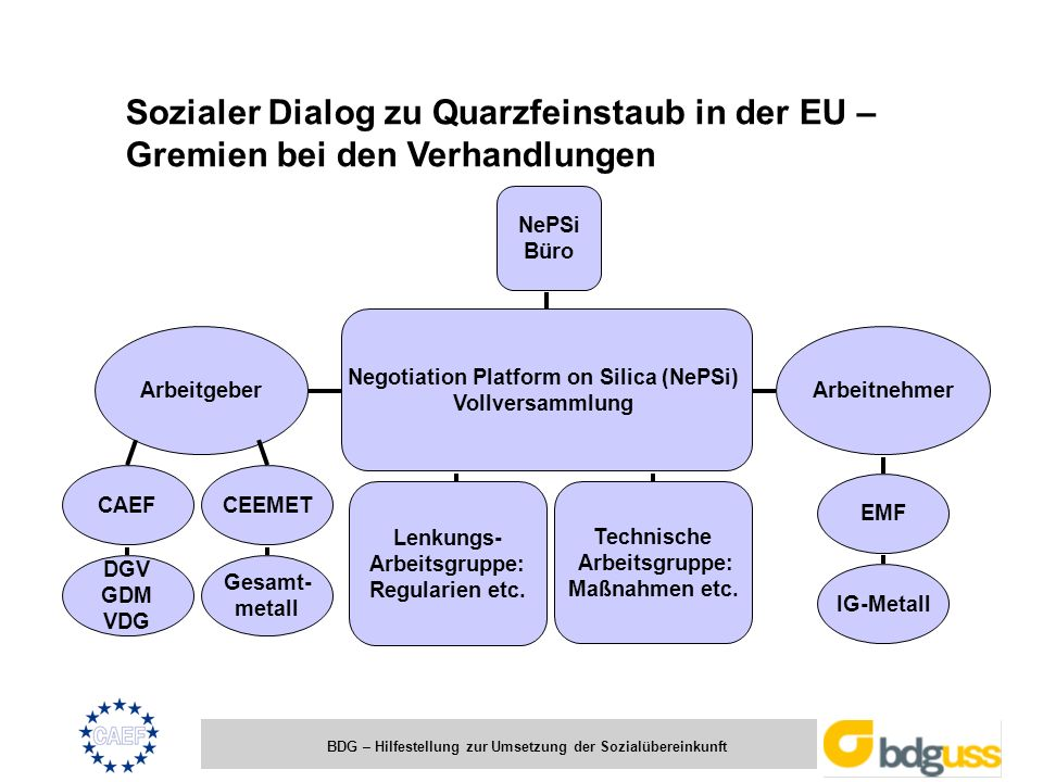 Negotiation Platform on Silica (NePSi)