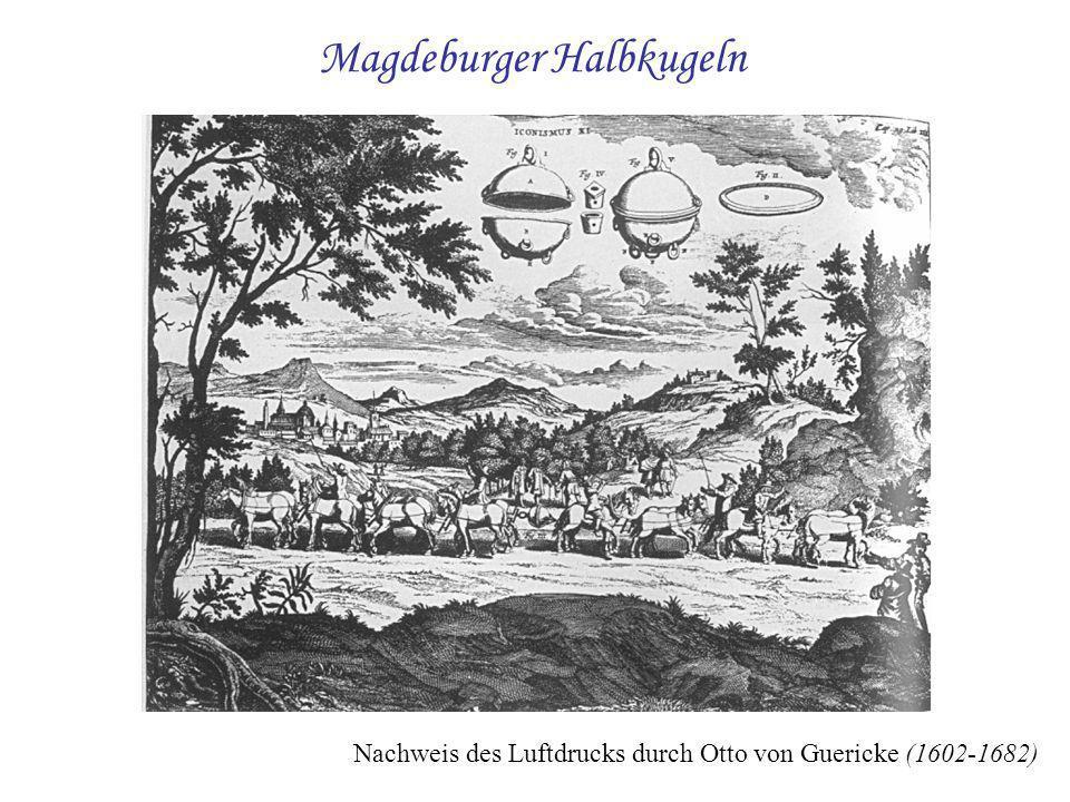 Magdeburger Halbkugeln