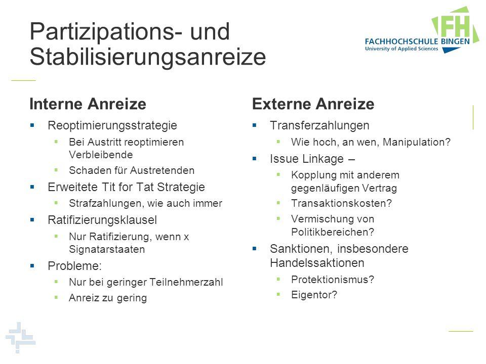 Partizipations- und Stabilisierungsanreize