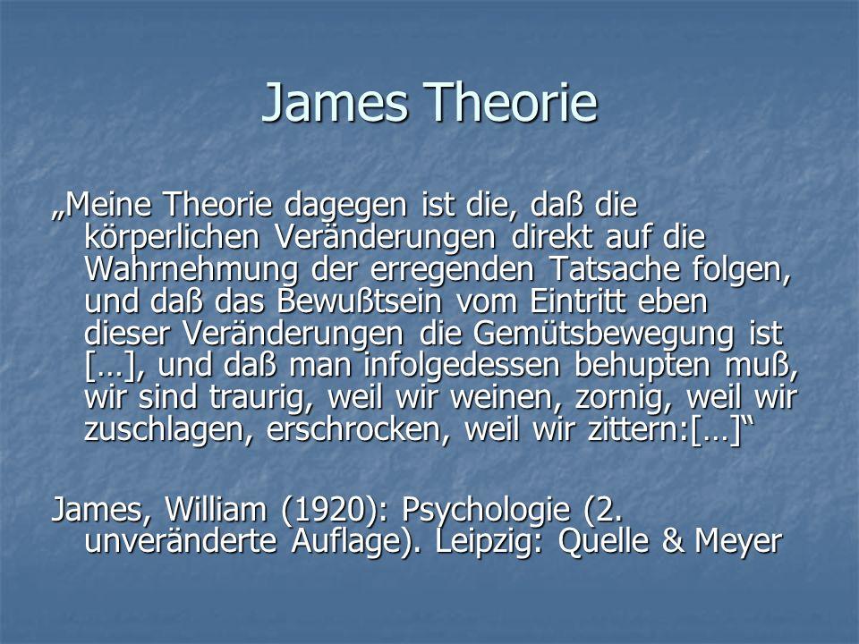 James Theorie