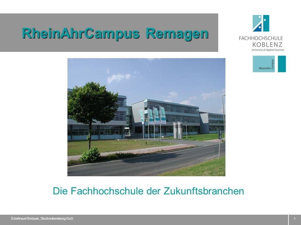RheinAhrCampus Remagen