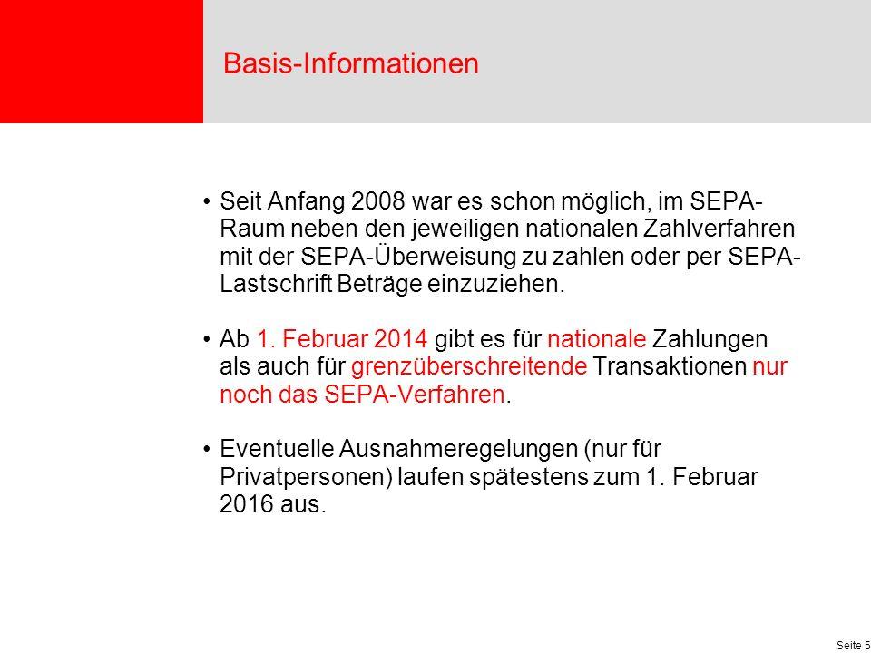 Basis-Informationen