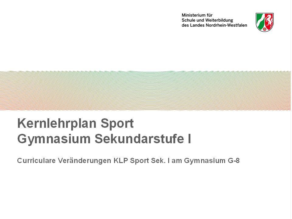 Vorgaben für LP – Kommission durch das MSW