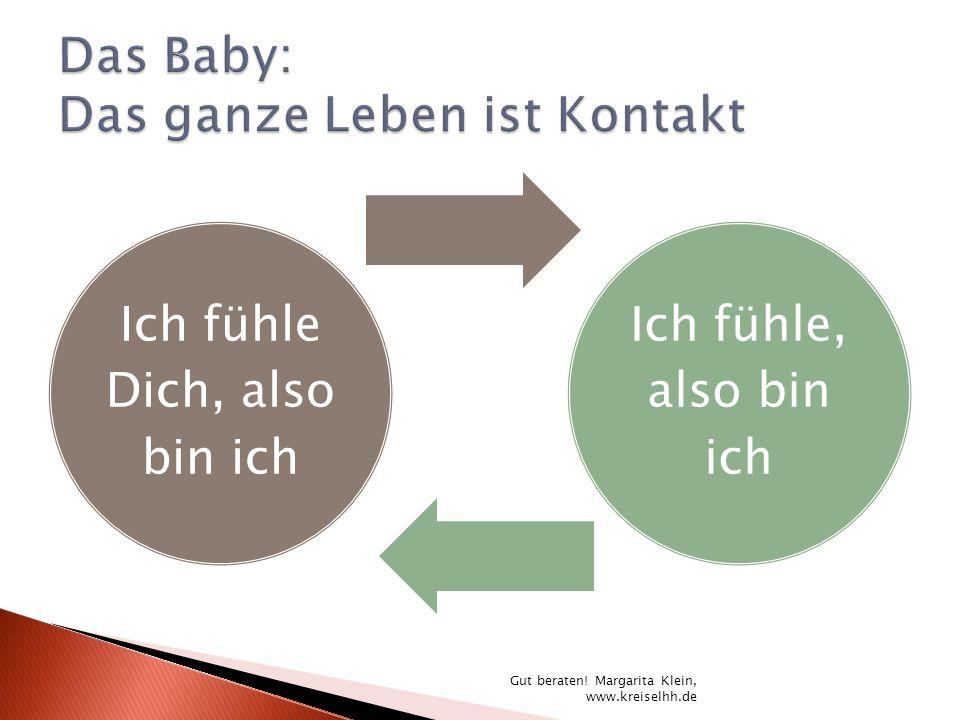 Das Baby: Das ganze Leben ist Kontakt